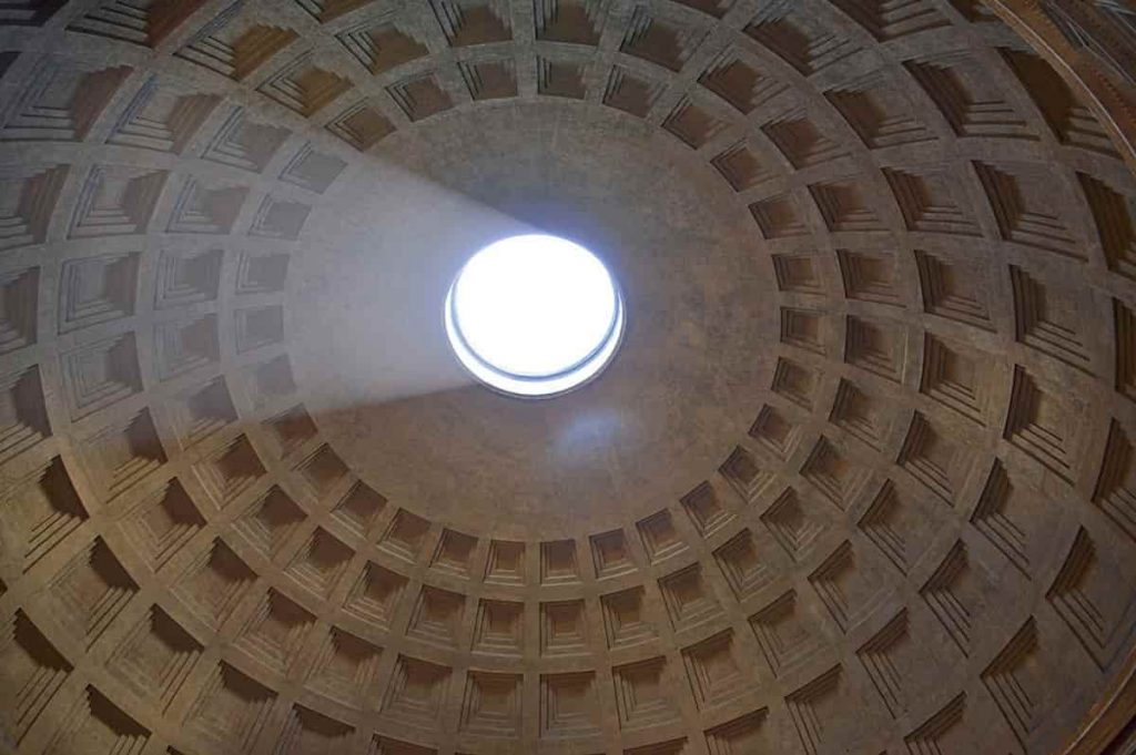 pantheon-cupola