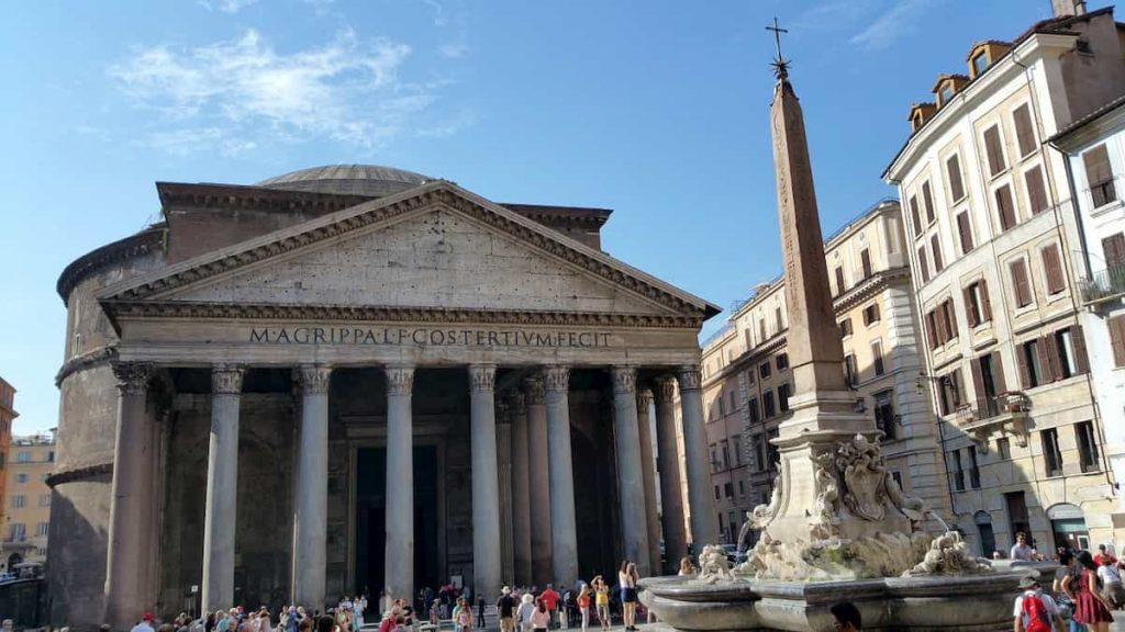 pantheon-esterno